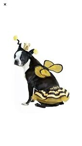 NEW Bootique Bee Royalty Pet Costume OUTFIT CLOTHING SZ Medium