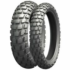 Michelin Anakee Wild 110/80 R19 (59R) & 150/70 R17 (69R) Motorcycle Tyre Pair