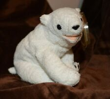 Ty Beanie Baby Aurora White Polar Bear 2000