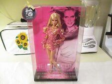 Heidi Klum Blonde Ambition Barbie 50th Anniversary Pink Lablel Doll ~NRFB NICE