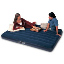 Intex Queen Size Classic Downy Airbed Air Bed Mattress #68759