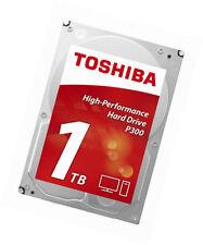 "HDWD110UZSVA Toshiba P300 - Hard drive - 1 TB - internal - 3.5"" - SATA 6Gb/s"
