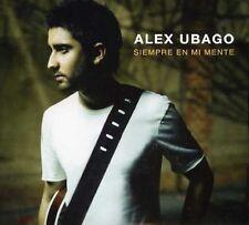 Alex Ubago - Siempre en Mi Mente [New CD] Argentina - Import