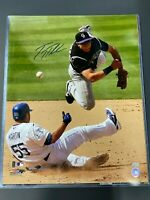 Troy Tulowitzki Signed Auto Autographed 16x20 Photo Steiner MLB Holograms