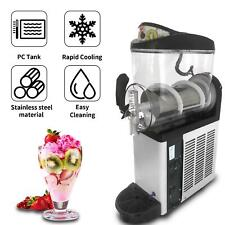 12l Margarita Girl Single Bowl Margarita Slush Frozen Drink Machine Commercial