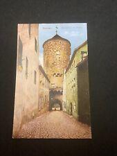 = AK Bautzen Nicolaitor mit Turm 1954