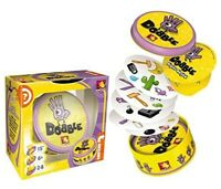 DOBBLE CLASSIC CARD GAME NEW Fast Play GREAT FUN! 5 in 1 FAST DELIVERY!