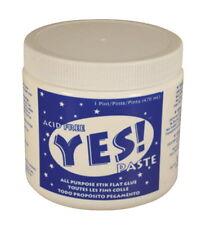 Yes! Paste Acid-Free Multi-Purpose Non-Toxic Water Based Glue, 19 oz Jar, Dri...