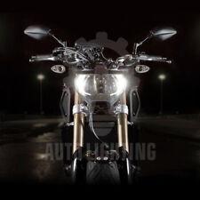 Yamaha FZ8 MT-07 MT-09 Fazer Xenon White LED Sidelight Bulbs *SALE*