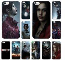Resident Evil 2 Phone Case iPhone X 8 7 6 Plus 5 XS Max XR Samsung Redmi Huawei