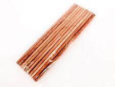 Vai Kiet Craft Vietnam Wooden Wood Chopstick Chopsticks 10 pairs Set Gift Red a