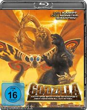 Godzilla, Mothra and King Ghidorah [Blu-ray] Monstergigantenkampf! * NEU & OVP *