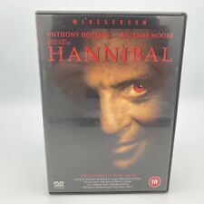 Hannibal - Anthony Hopkins Julianne Moore - DVD-Video - Top Zustand