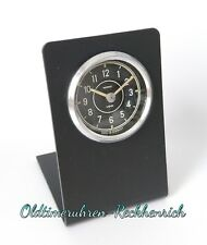 Ständer Halter 52mm VDO Kienzle Uhr 190 SL Oldtimer stand clock Alu schwarz
