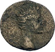 Augustus 27BC LAODICEIA in PHRYGIA Zeus Authentic Ancient Roman Coin i65752