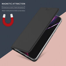 👍👍For Apple iPhone X 8 7 6S Plus SE/5S Magnetic Leather Case Flip Wallet Cover