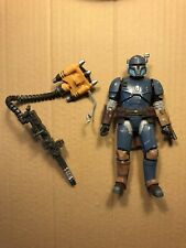 Star Wars The Black Series 6 Inch Heavy Infantry Mandalorian 100% Complete Mint