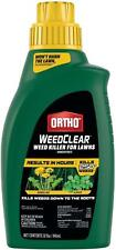 Ortho WeedClear Weed Killer for Lawns Concentrate: Treats up to 16,000 sq. ft.