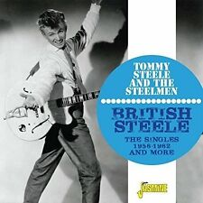 Tommy Steele - British Steele (The Singles 1956-1962) (2016)  2CD  NEW/SEALED