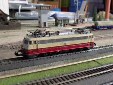 TRIX EXPRESS ELECTRIC ENGINE 12-499-9 WITH LIGHTS, SCALE HO