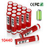 EBL 10440 3.7V 350mAh Rechargeable Li-ion Battery for LED Flashlights Remote Toy