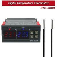 12/24VDC STC-3008 Digital Temperature Controller Thermostat Hot Sale Tool Z7V2