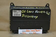 1999-2004 Land Rover Discovery ABS Braking system 4460440300 Module 27 5E1