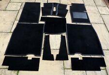 AUSTIN HEALEY FROGEYE SPRITE MK1 NEW INTERIOR CARPET SET + BOOT CARPET SET