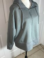 Nike - Womans  Bomber Jacket - with Hood - Size 1XL (NEW)