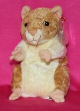 2000 TY Pellet the Hampster Beanie Baby Tag Protected New Clean Retired 6""