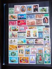 COLLECTION OF ANTIGUA & BARBUDA STAMPS
