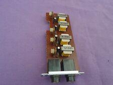 Akai GX-630D-SS  Head Phone PC Board Comp (TE-5304) P/N BA660780 Used