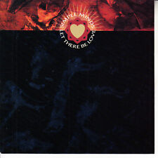 """SIMPLE MINDS  Let There Be Love PICTURE SLEEVE 7"""" 45 rpm record + juke box strip"""