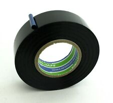 DENKA W232 TAPE Adhesive Vinyl Insulation Fabric Wiring Loom Harness 25m Black