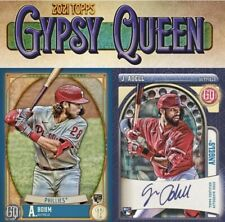 2021 Topps Gypsy Queen (Base Set 1-150) Complete Your Set