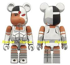 Be@rbrick SDCC 2012 Wonder Festival Super 100% Powers Cyborg Bearbrick 1pc