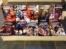 CAPTAIN AMERICA By Ed BRUBAKER 10 BOOKS PREMIERE HC SET  / MARVEL COMICS US