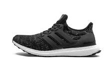 adidas UltraBOOST 4.0 CARBON BLACK WHITE CM8116 sz 4.5 Men Ultra Boost Running