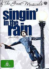SINGIN' IN THE RAIN : NEW DVD