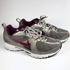 Nike Womens 9 Impact Zone Running Shoes Gold White F14