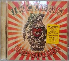 """Incubus - Light Grenades (CD 2006) Features """"Anna Molly"""" """"Love Hurts"""" """"Dig"""""""