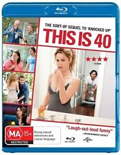 This Is 40 (Ultraviolet Expired) Blu-Ray Region B Excellent Condition