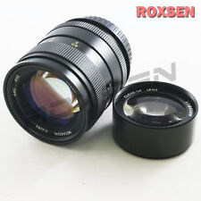 Mitakon 85mm F/2.0 Lens for Canon EOS EF mount camera 70D 5D II + macro close up