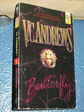 Butterfly by V. C. Andrews (ORPHANS) paperback 0671020293