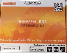 New Audiovox AUNI-150-PRO Universal FM Direct iPod iPhone Siri Integration Kit