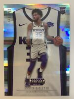 2018-19 Panini Threads Marvin Bagley III #104 RC Sacramento Kings #/199