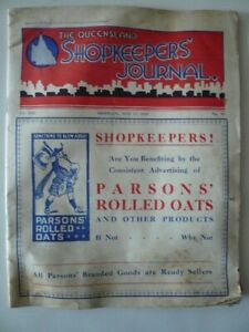 Queensland Shopkeepers' Journal 1939