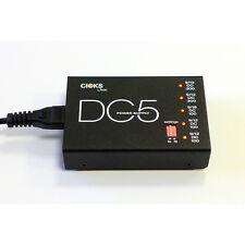 Cioks DC5 Link Professional 9V 12V 18V Power Supply w/ 5 Isolated Outlets