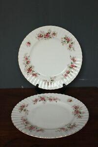 Pair of Royal Albert Lavender Rose Dinner Plates.