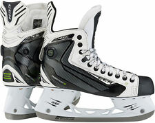 NEW BOXED 2017 CCM Ribcor 44K White Sr Size 11D Ice Hockey Skates *IN STORE NOW*